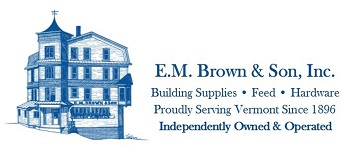 E.M. Brown & Son, Inc.